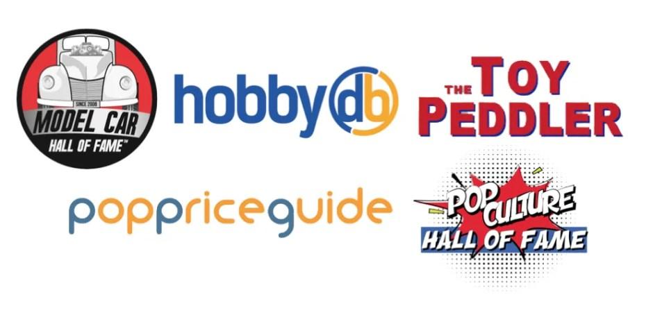 hobbyDB family of brands