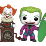 The Joker is IT: Collecting Lovable Clowns in Pop Culture