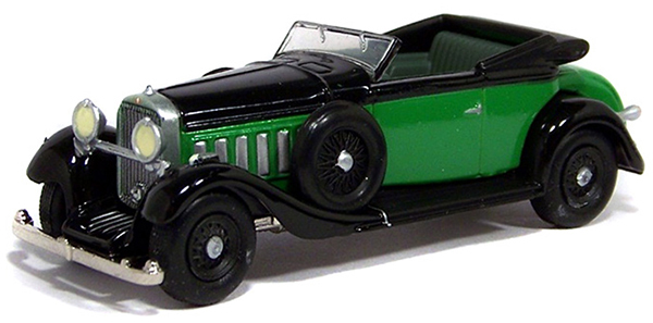 Johnny Lightning 1936 Hispano-Suiza