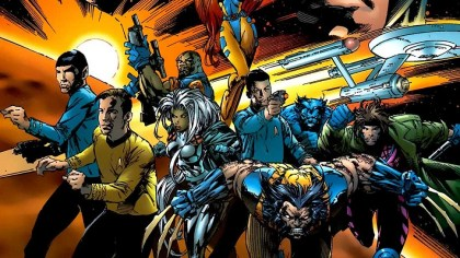 Star Trek and X-Men