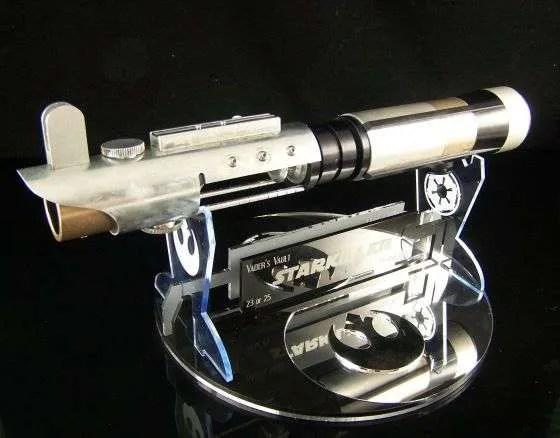 Star Wars custom Lightsaber
