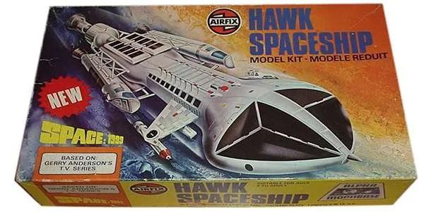 space 1999 hawk