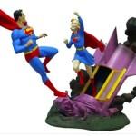 The Ultimate Poser: DC Sculptor Tim Bruckner Captured Iconic Moments