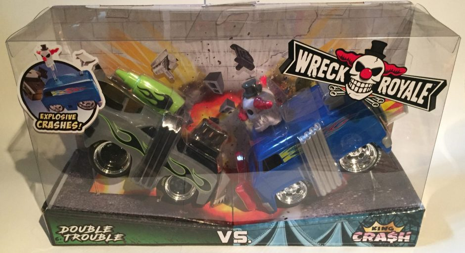 wreck royale packaging