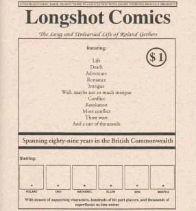 Longshot Comics