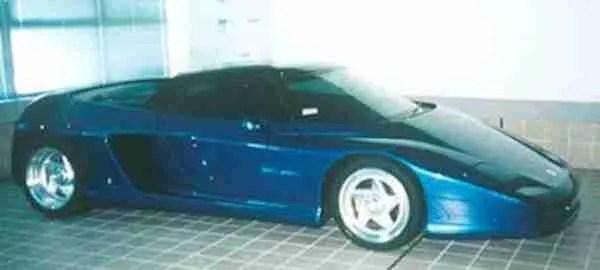 Ferrari Mythos Coupe