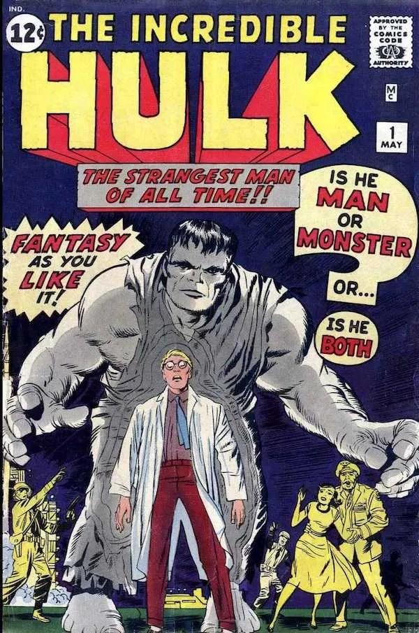 incredible hulk 1