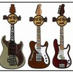 National Guitar Day: Top 10 Most Valuable Hard Rock Café Pins on hobbyDB