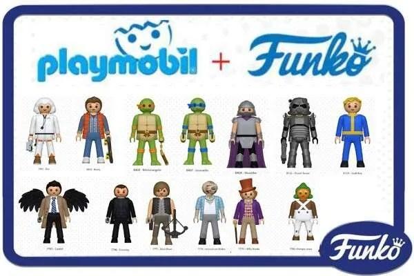 Funko Playmobile