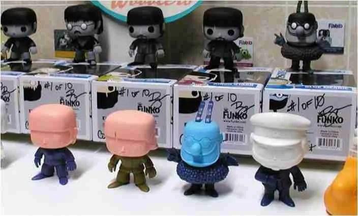 Funko Prototypes