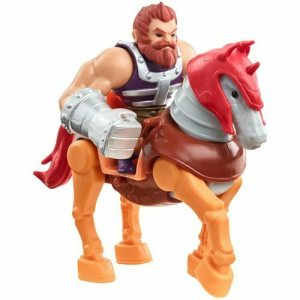 Masters of the Universe Mattel