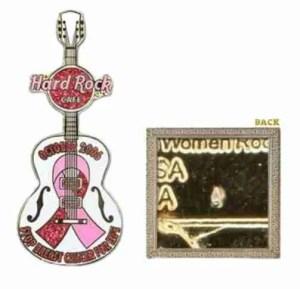 Hard Rock Café Pin