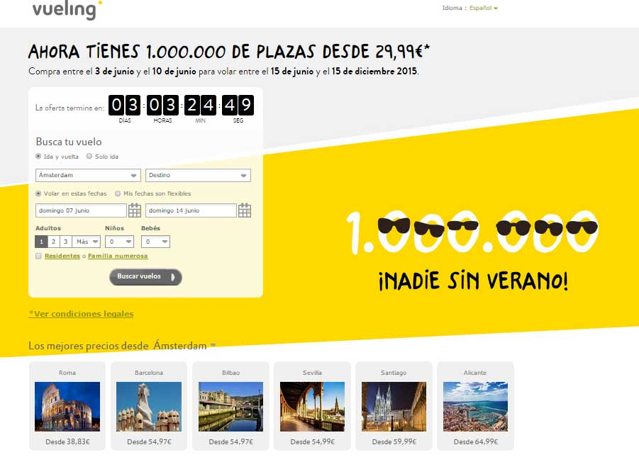 vueling-landing-page-urgencia