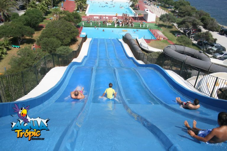 Spains Best Waterparks - Aquatropic, Almuñecar