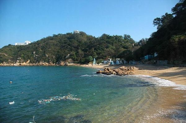 觀音灣泳灘