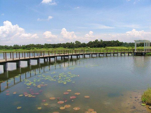 天水圍濕地公園