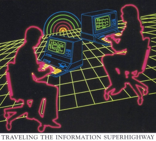 Travelling the Information Superhighway