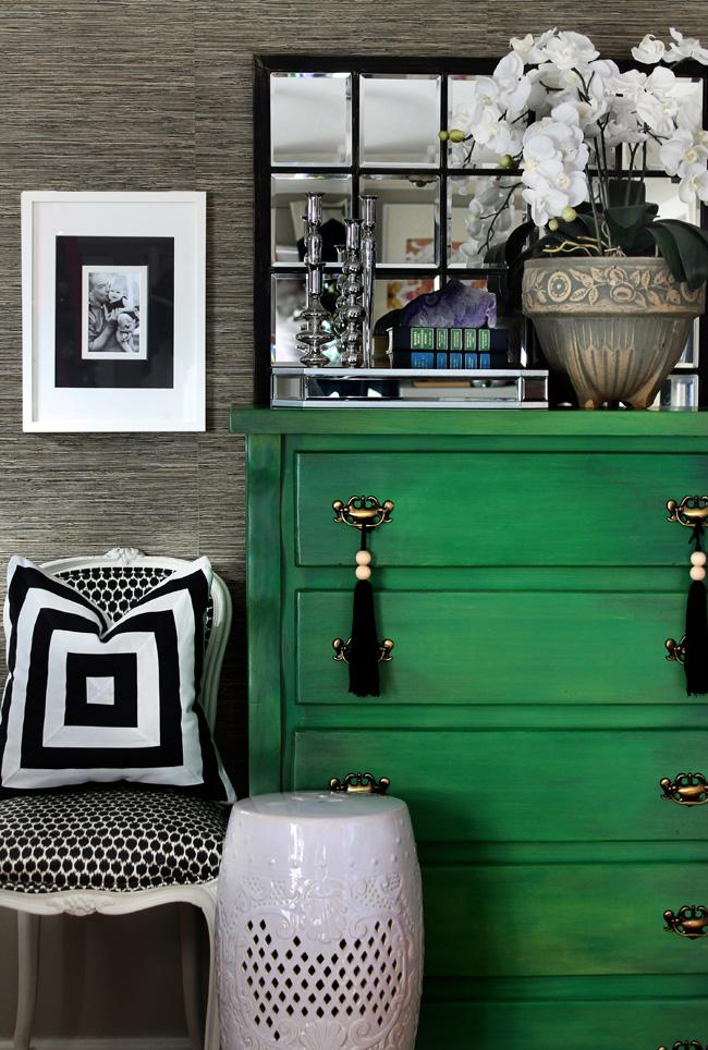 Emerald Green - Luxurious