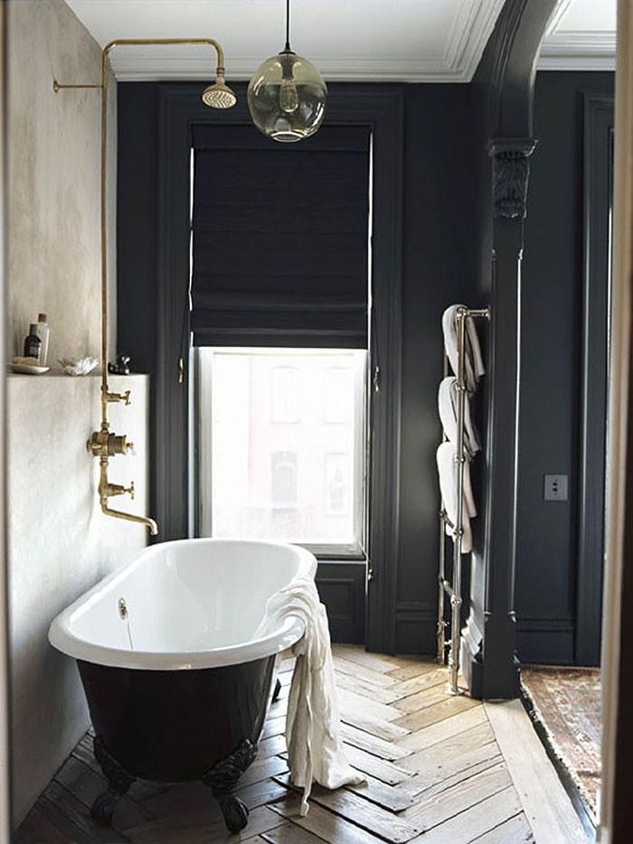Dramatic Bathroom Design Ideas Decor