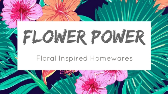 Floral Homeware Blog Image