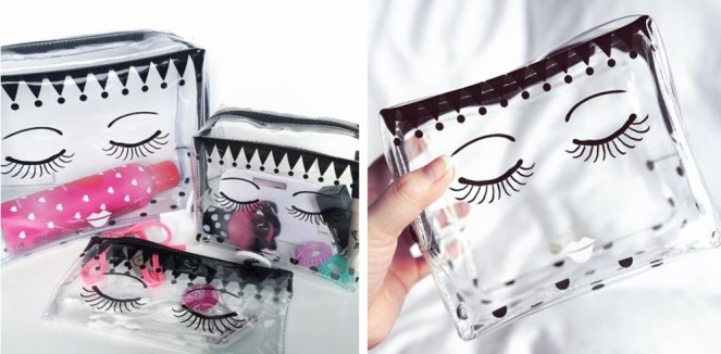 Miss Etoile Travel Cosmetic Bags Lifestyle