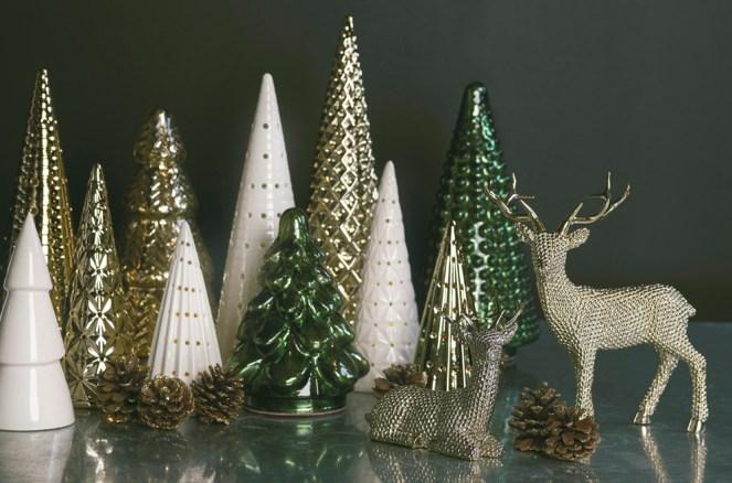 Alternative Christmas Trees Bahne