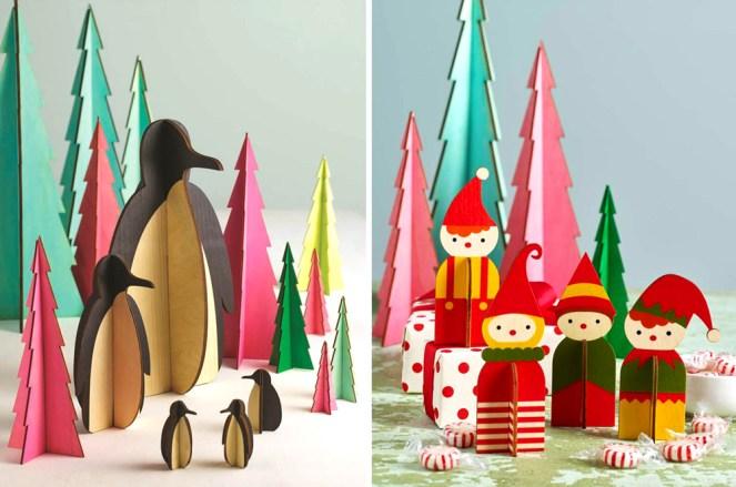 Alternative Christmas Tree DI Festive 2