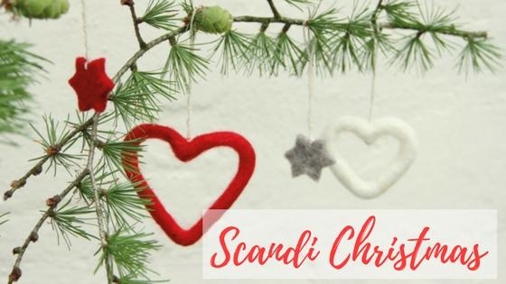 Scandi Christmas Blog Image