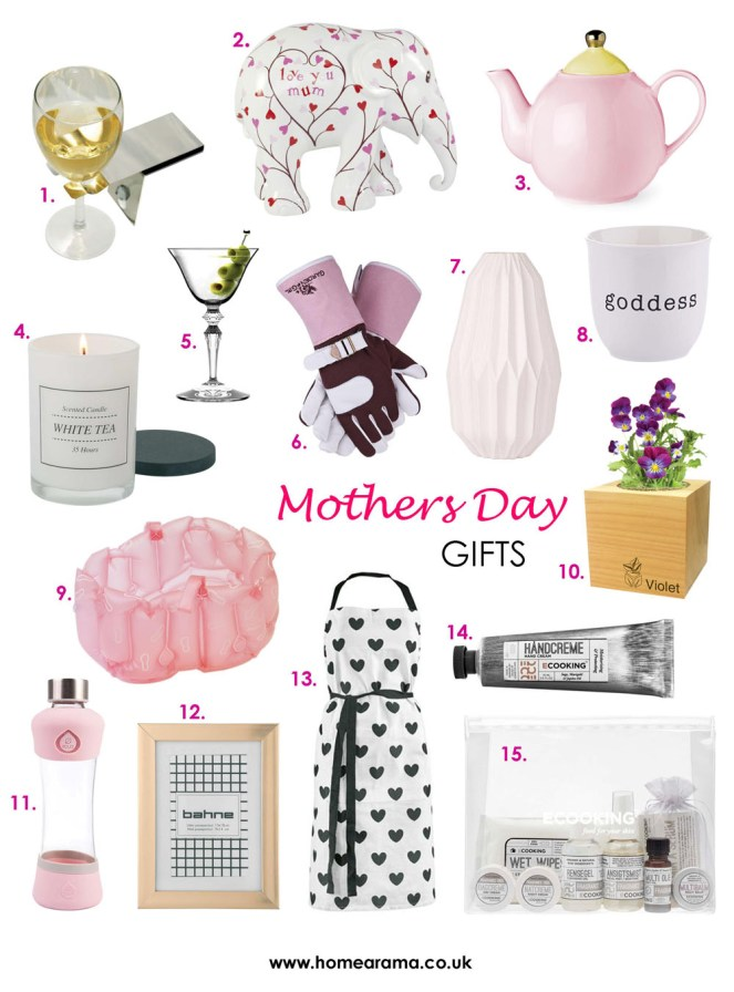 Mothers Day 2018 Gift Guide