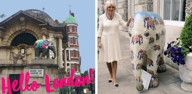 Elephant Parade London 2