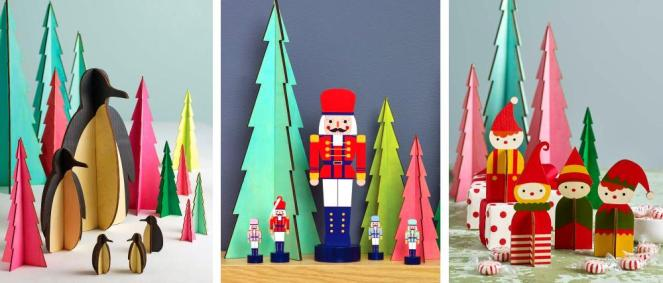 Alternative Christmas Trees Image 9