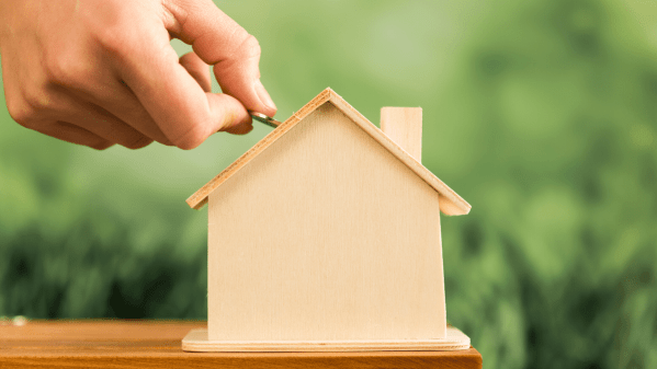 How long does it take for a first time home buyer to save for home down payment in India?