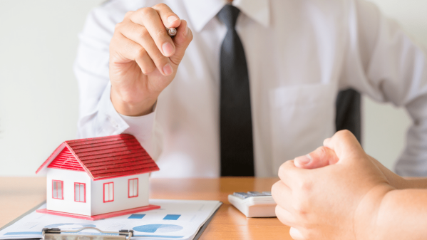 How are interest rates for home loans decided?