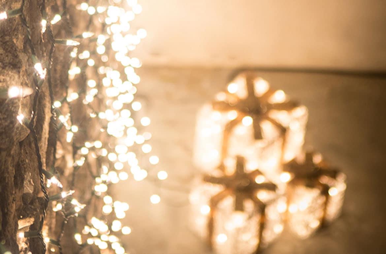 Razones para iluminar mi Navidad con luces LED  The Home