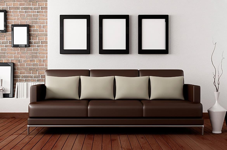 Tips para combinar el color de las paredes con el piso