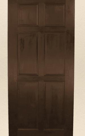 Tips para darle acabado a tu puerta de madera  The Home