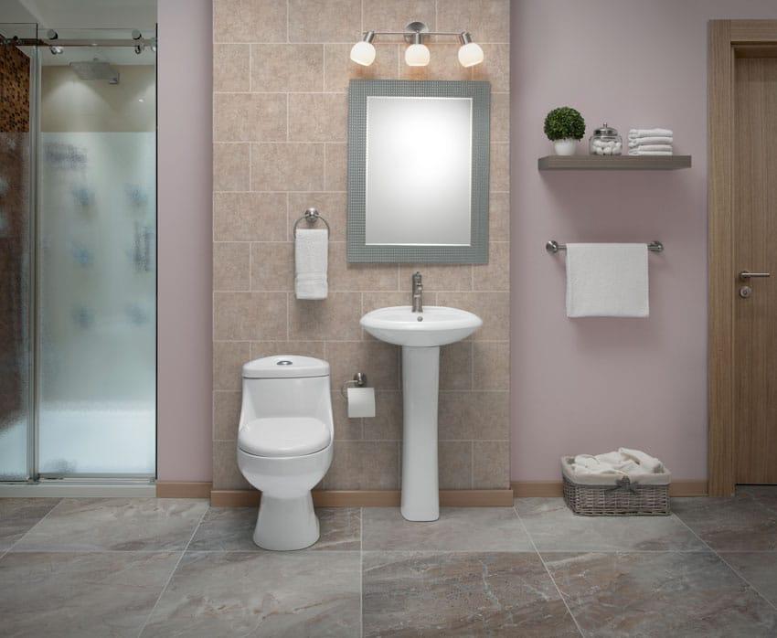 Escogiendo lavabos modernos para baos pequeos  The Home