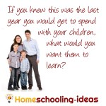 Best Homeschool Year Yet questions