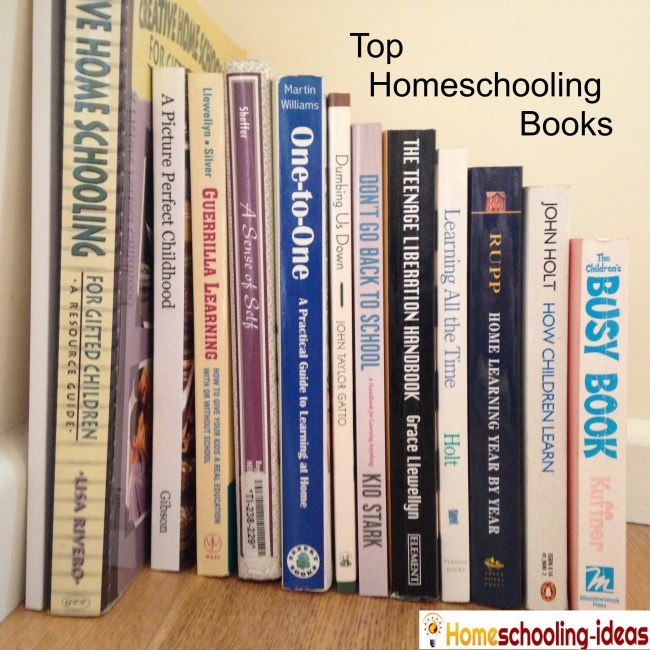 Top Homeschooling Books 2016