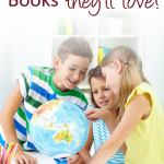 Kids Geography Books for Homeschooling