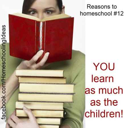 Reasons to homeschool