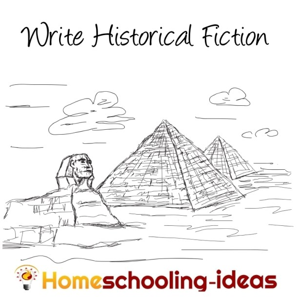 write historical fiction
