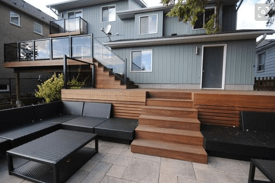 Deck maintenance by Beaver Brothers of Richmond Hill