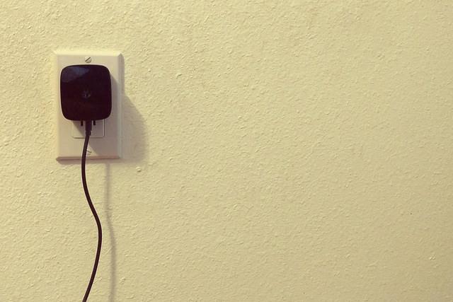 phone charger phantom power