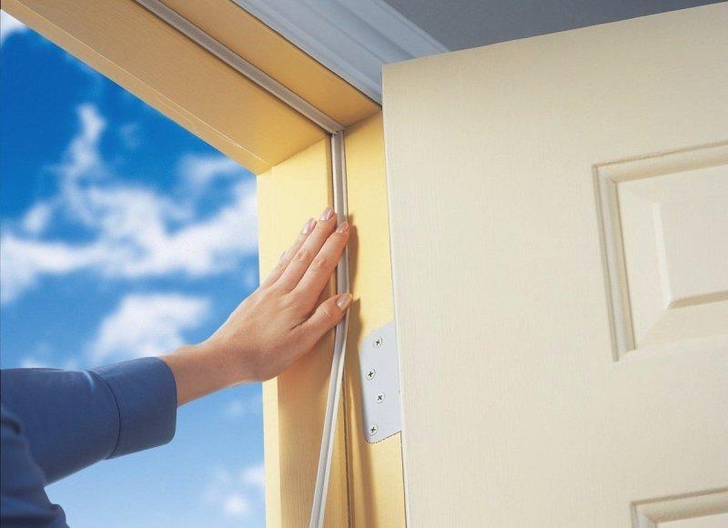 weather stripping doors