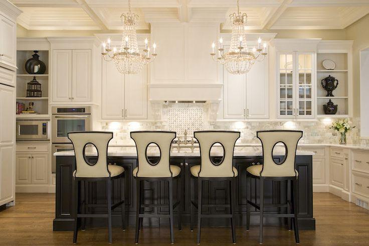 crystal chandelier kitchen lighting