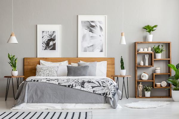 calm bedroom trends 2019
