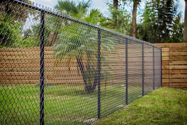 chain link fence best fence materials canada
