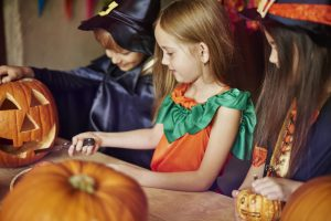 fall crafts for the kids
