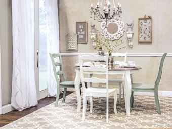 10 Ideas for Decorating Your Family Dining Room from Home Zone Furniture